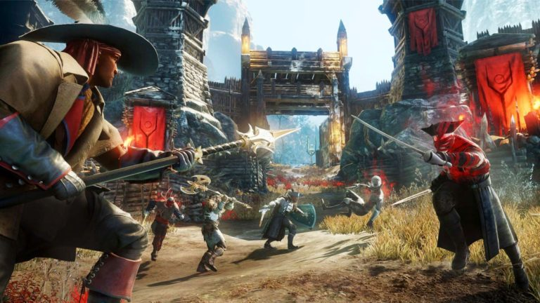 Amazon MMO New World Servers See Massive Launch Day Woes