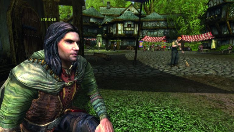 Get all currently available Lord of the Rings Online quest packs free