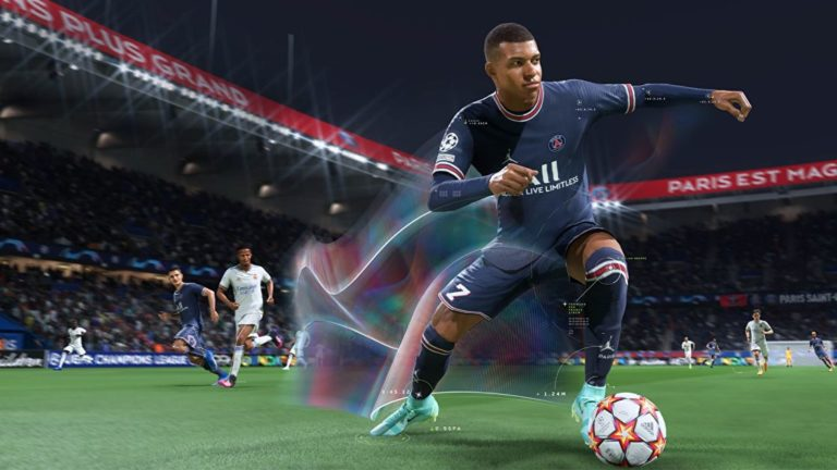 You can now play 10 Hours of FIFA 22 with EA Play on consoles and PC