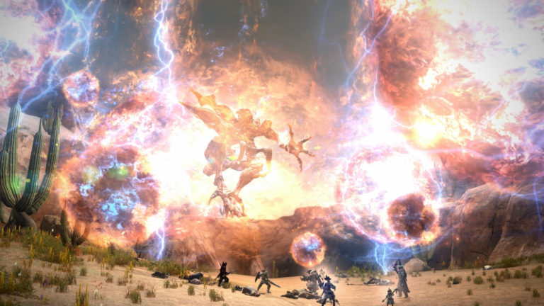 Final Fantasy XIV goes down for eight hours of maintenance to help fix servers