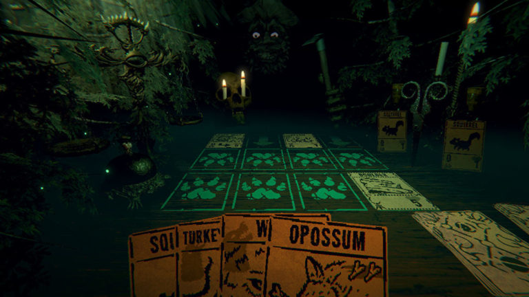 You can now play the demo for Pony Island dev's creepy card game