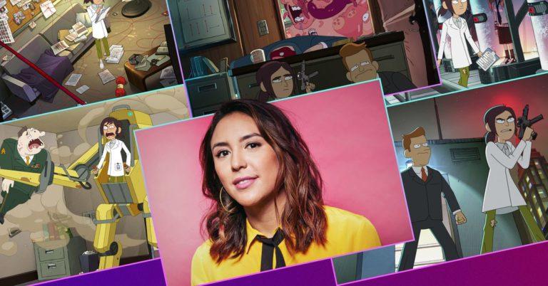 Inside Job: What Netflix creator Shion Takeuchi brings from Gravity Falls