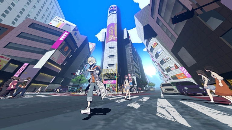 How NEO: The World Ends With You captures the 15 year evolution of Shibuya, and is a better game for it