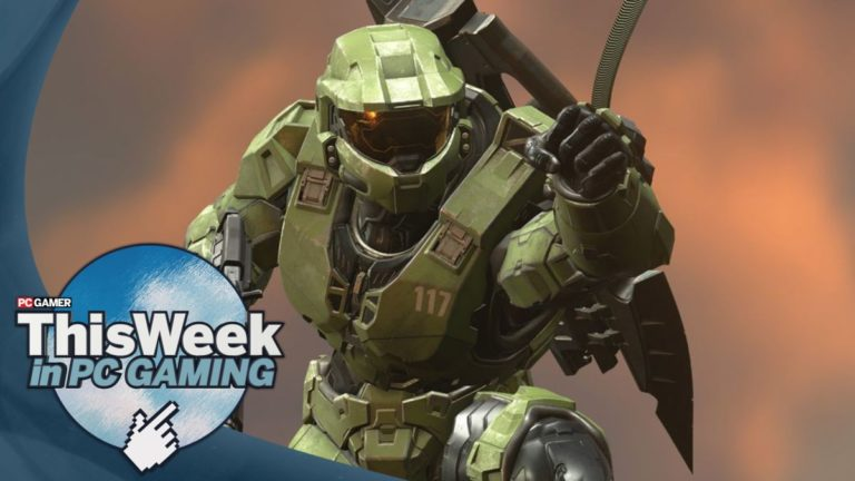 This Week in PC Gaming: FIFA 22, New World, and Halo Infinite