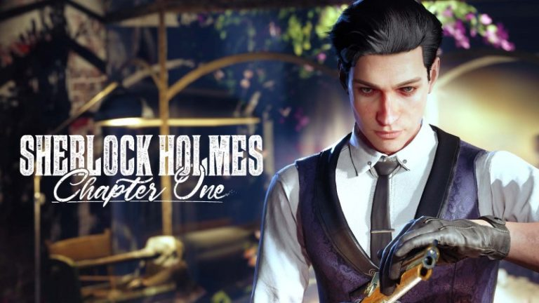 New Sherlock Holmes Chapter One Trailer Shows Sherlock's Quick Thinking In Combat