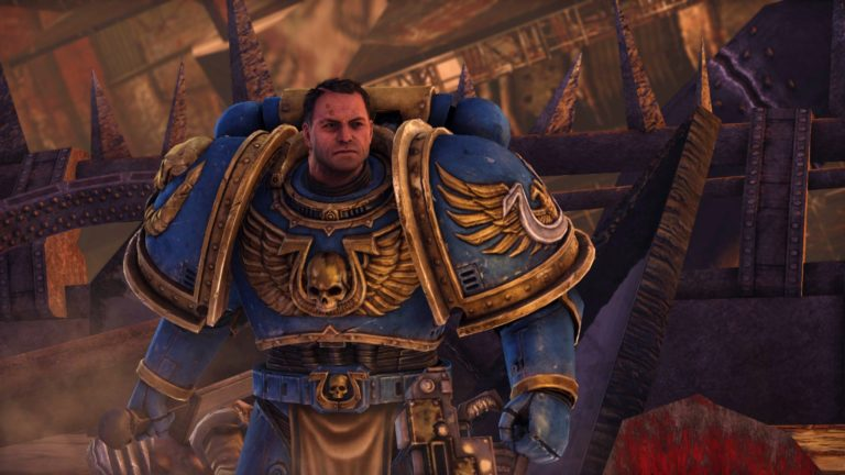 The best Space Marine game now has a complete 10th anniversary edition