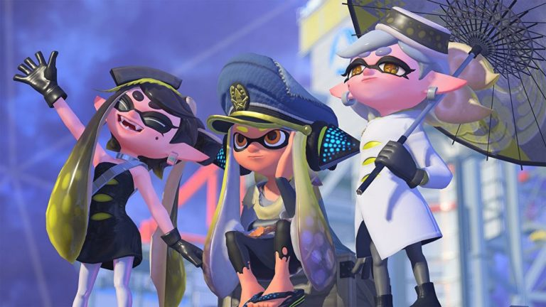 Splatoon 3 trailer shows new gameplay, teases the mystery of the mammals