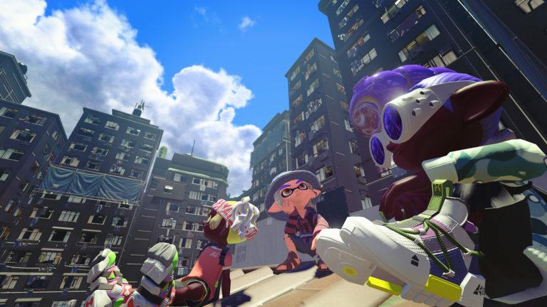 Nintendo shares more details and screenshots for Splatoon 3