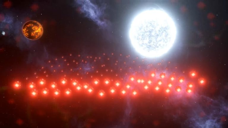 In Stellaris' latest update, the robots are coming to eat you