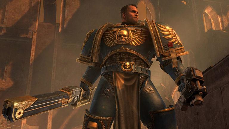 Warhammer 40,000: Space Marine gets Anniversary Edition