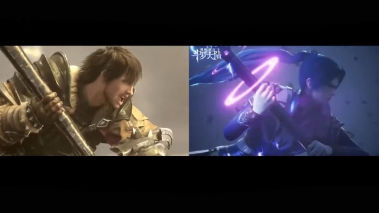 New Mobile Game Trailer Seems Similar To FFXIV: Shadowbringers