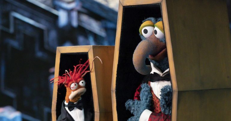 Disney Plus' Muppets Haunted Mansion was a dream 30 years in the making