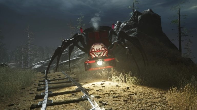 Choo-Choo Charles is a horror game in which you fight an evil spider train named Charles with an old train of your own • Eurogamer.net