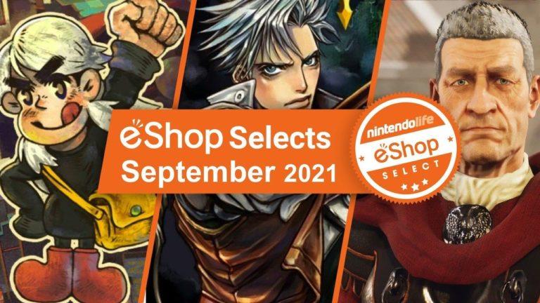Nintendo Life eShop Selects – September 2021