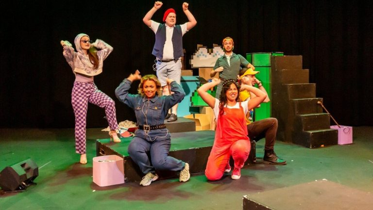 How The Super Mario Musical Got Made, And Avoided Nintendo's Cease & Desist