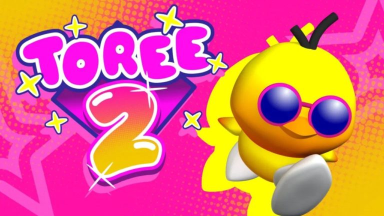 Out Now: Toree 2 Hops Onto Switch And Only Costs A Buck