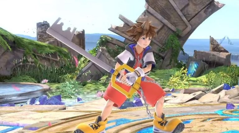 Sora from Kingdom Hearts is Super Smash Bros. Ultimate's final character • Eurogamer.net