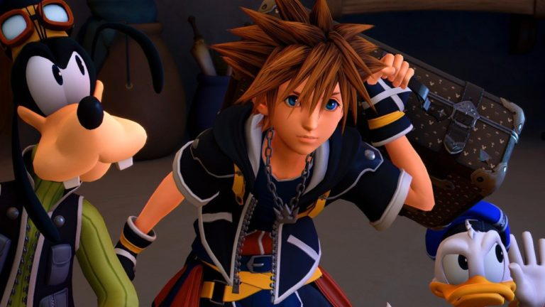 """Poll: So, Will You Be Getting The """"Cloud Versions"""" Of Kingdom Hearts On Switch?"""