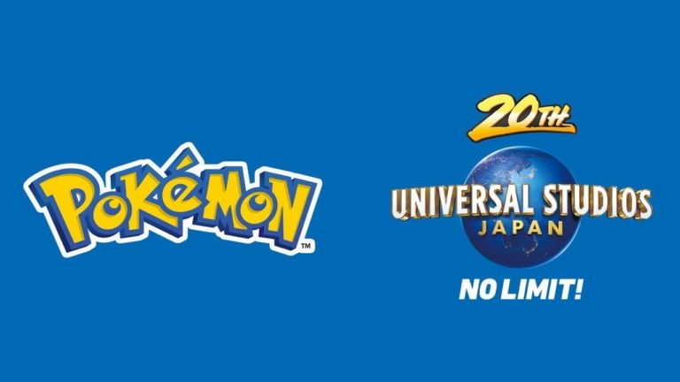 Universal Studios Japan Announces A Partnership With The Pokémon Company