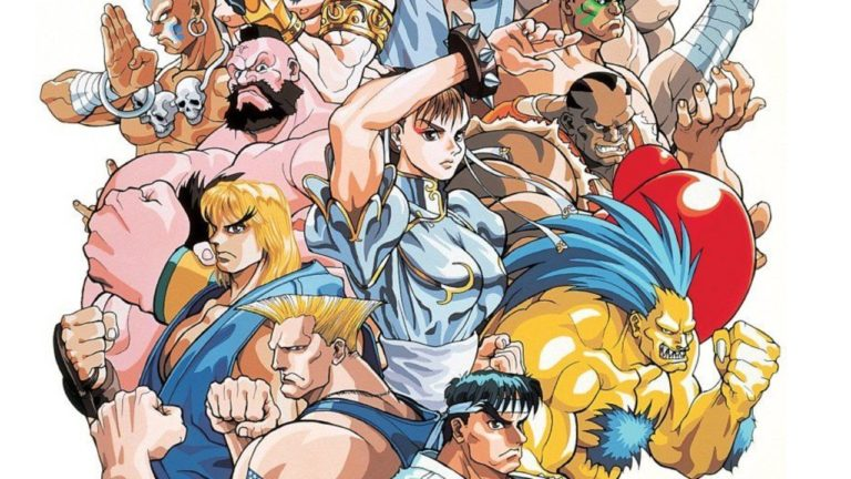 Street Fighter II On The NES Looks Better Than You Might Expect