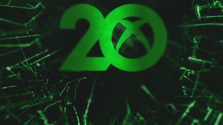 Xbox 20th anniversary controller announced, unlocks exclusive background • Eurogamer.net