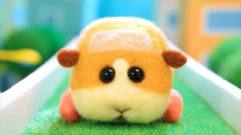 Adorable Hamster-Car Anime 'Pui Pui Molcar' Comes To Switch In Japan