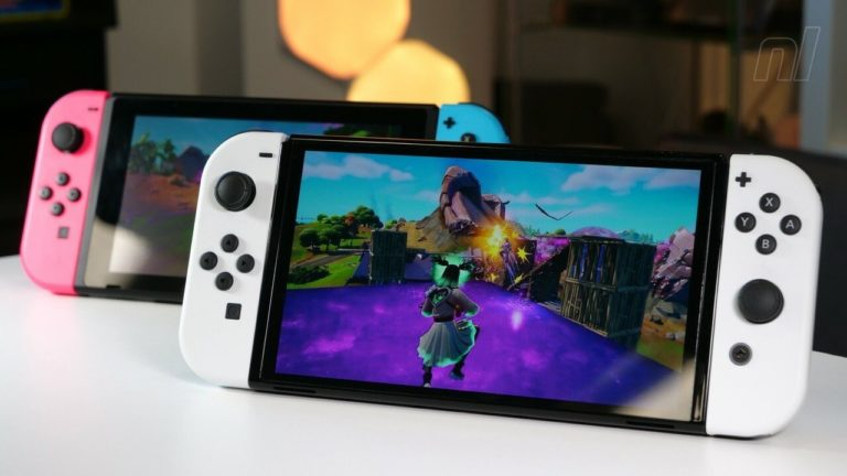 Nintendo Switch OLED Vs Standard Switch – The Key Differences In Pictures