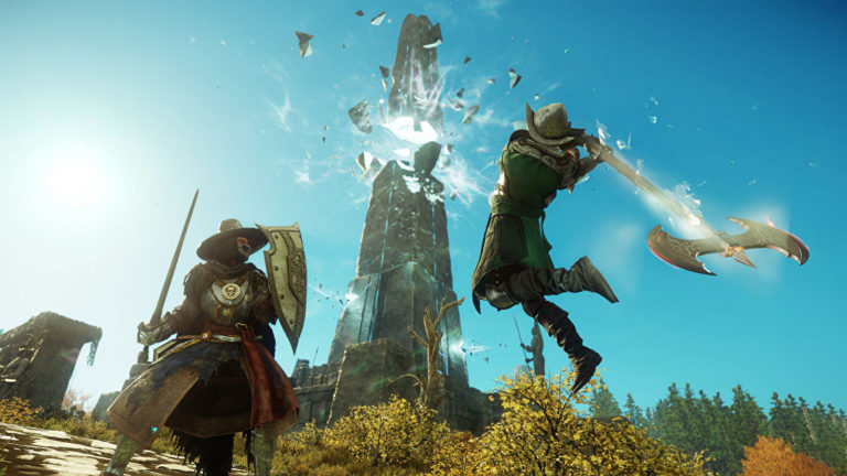 Easy Anti-Cheat issues locked New World players out this week