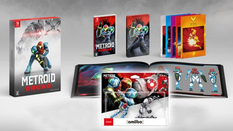Where To Buy Metroid Dread Special Edition And Samus & EMMI amiibo