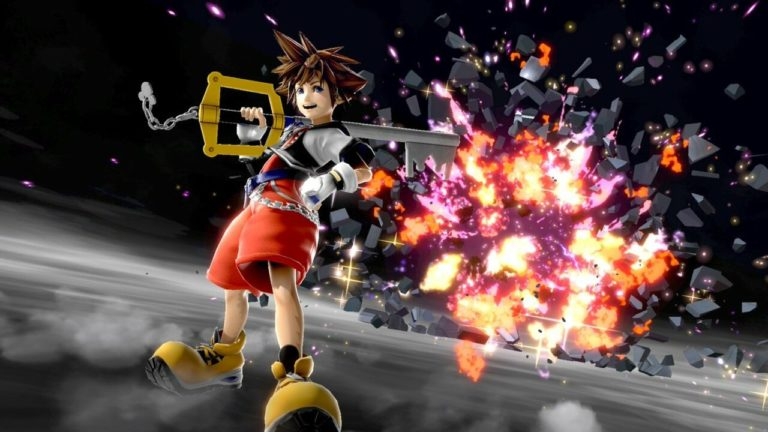Gallery: Sakurai Shares New Screenshots Of The Final DLC Fighter For Smash Bros. Ultimate