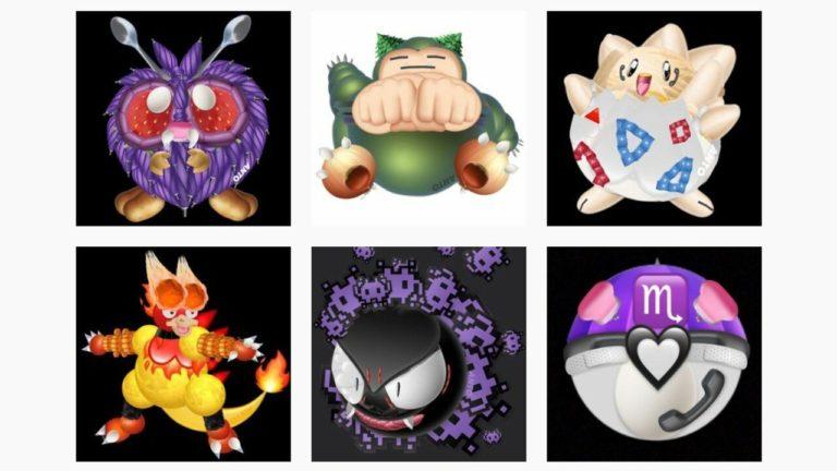 Random: This TikTok Account Makes Pokémon Out Of Emojis, And They're Pretty Impressive