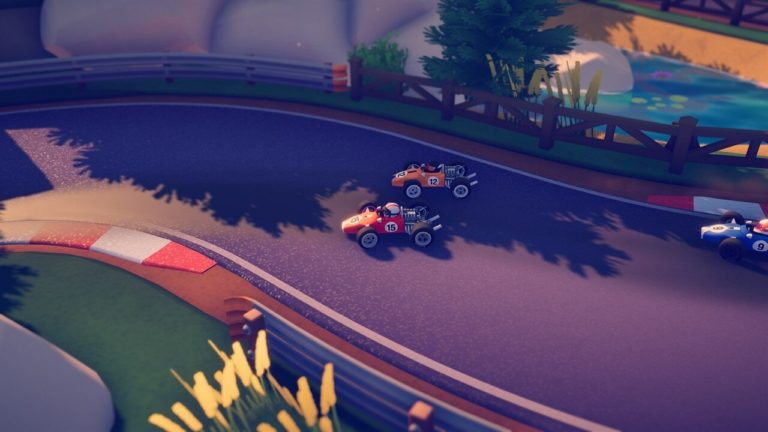 Circuit Superstars Is Out Now On PC And Xbox, 'Coming Soon' To Switch