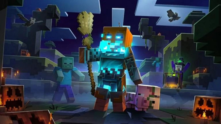 'Spookier Fall' Event Brings Halloween To Minecraft Dungeons