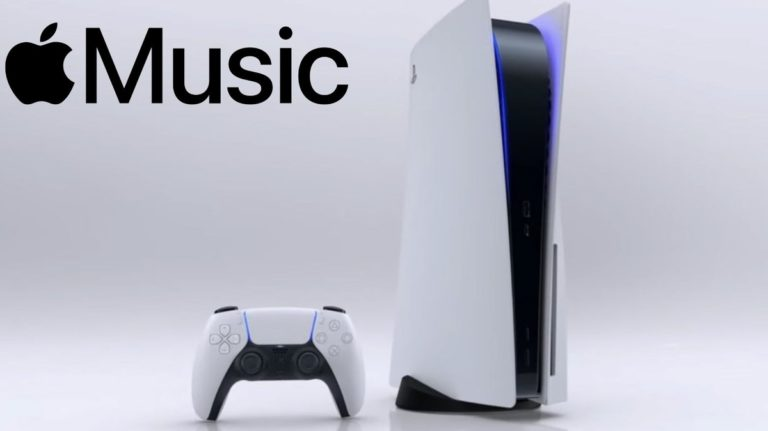 It looks like Apple Music may be coming to PlayStation 5 • Eurogamer.net