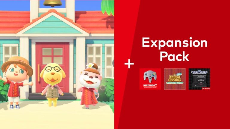 """Don't Worry, You'll Still Have Access To """"Certain Things"""" From Animal Crossing's DLC When Your NSO Sub Expires"""