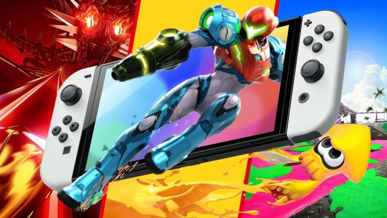 25 Games That Are Better On Switch OLED