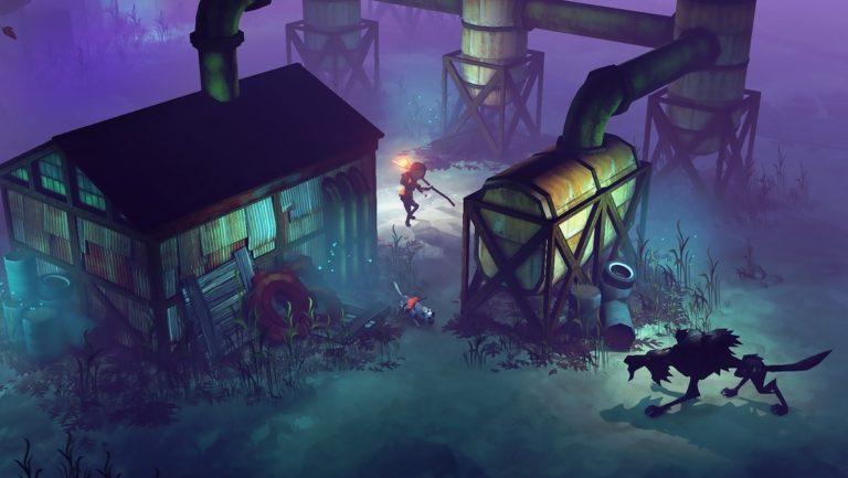 CD Projekt buys The Flame in the Flood developer The Molasses Flood • Eurogamer.net