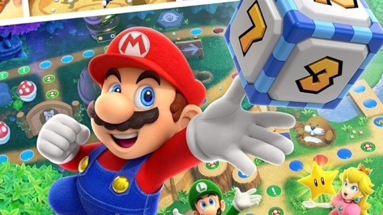 Mario Party Superstars Leaks Online Ahead Of Next Week's Official Launch