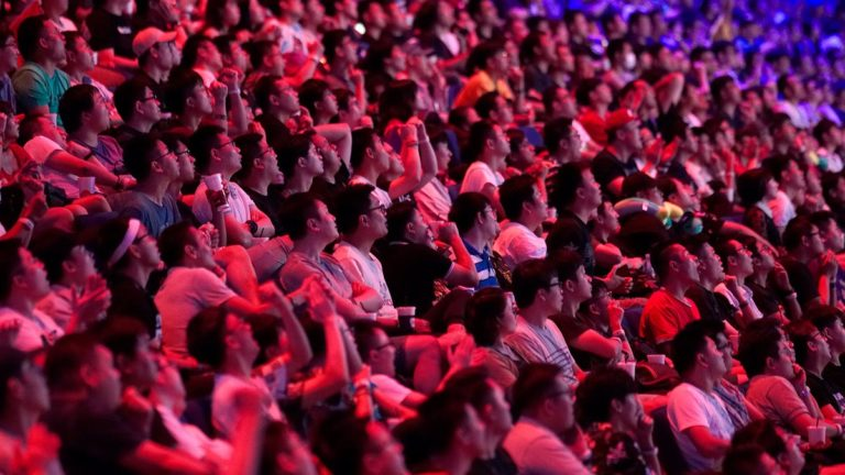 DOTA 2 International Still Happening, But With No Audience