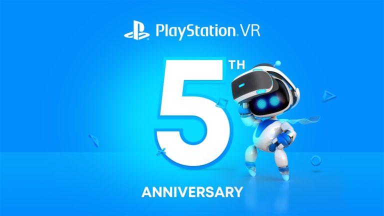 Celebrating five years of PlayStation VR – PlayStation.Blog