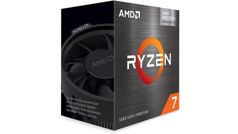 AMD's new Ryzen 5700G APU is going cheap in the UK