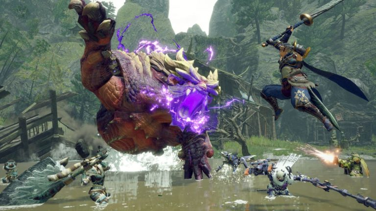 Monster Hunter Rise Won't Have Cross-Play, Cross-Save On PC