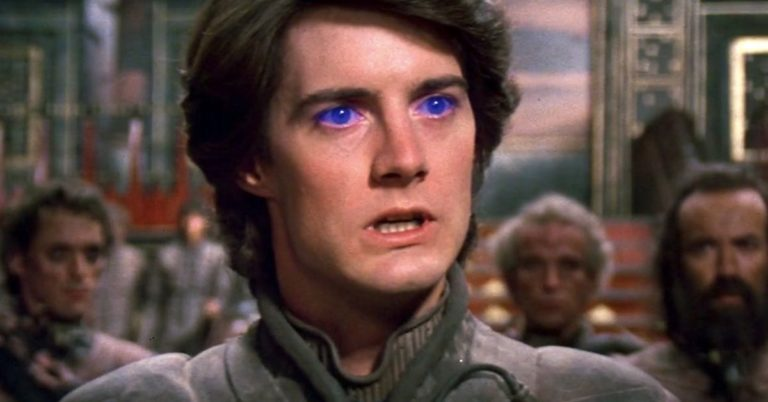 David Lynch's Dune bombed, but still shaped every science fiction movie