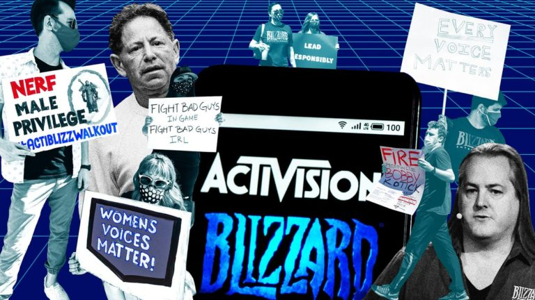 Everything About Activision Blizzard Lawsuit, Explained
