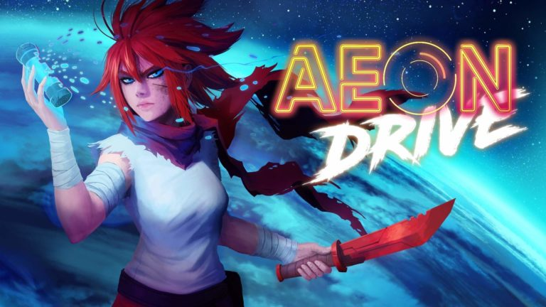 Race Against Time in Aeon Drive, Available Today for Xbox One and Xbox Series X|S
