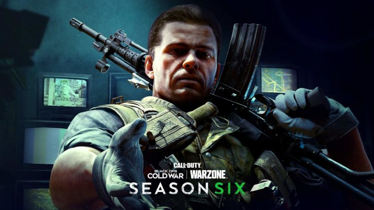 Call of Duty: Black Ops Cold War and Call of Duty: Warzone Season Six Now Live