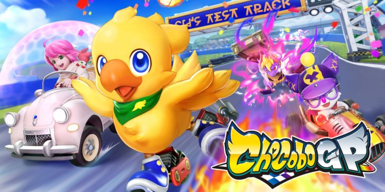 Chocobo GP will have at least 20 playable characters
