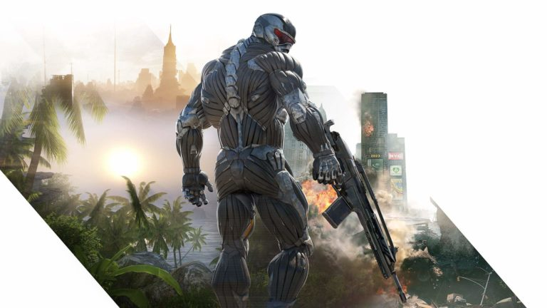Crysis Remastered Trilogy Is Now Available For Xbox One And Xbox Series X|S