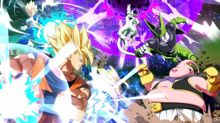 Go Super Saiyan in Dragon Ball FighterZ with Xbox Game Pass