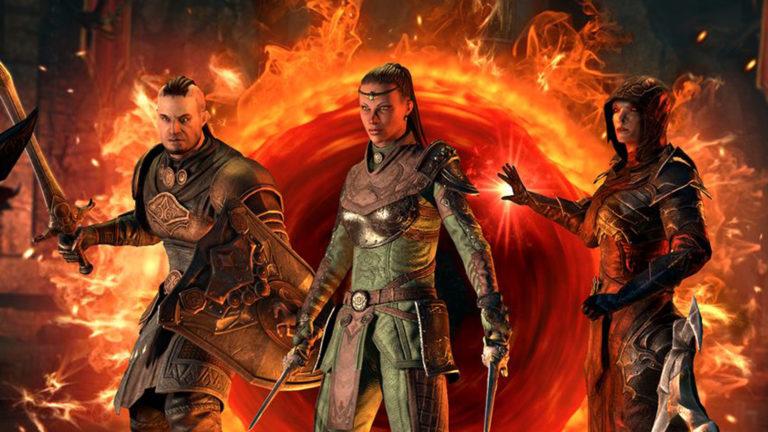 The Elder Scrolls Online: Deadlands expansion is out next month